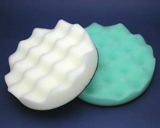 CSS-04 Car Wax Wave-Shaped Sponge