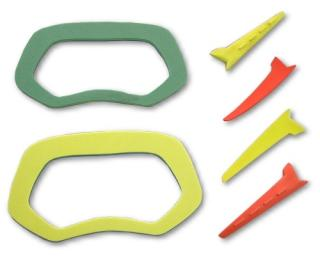 FFG-01 Foam (For Goggles), Goggle Pads